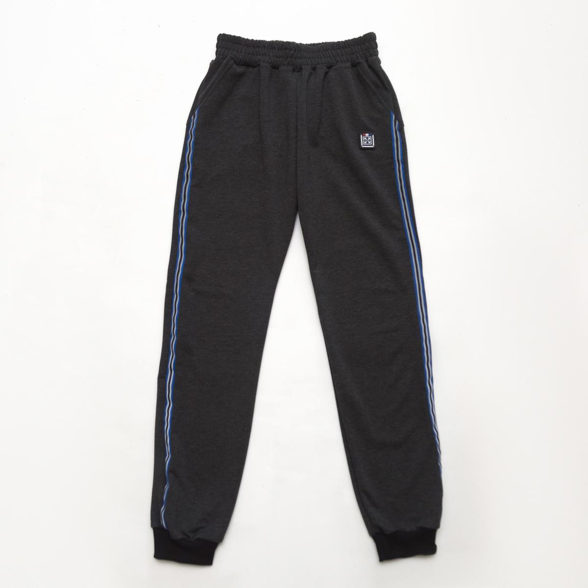 Штаны спортивные для мальчика SmileTime Reflective, темно-серые