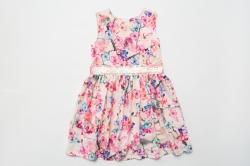 Платье SmileTime для девочки Connie, цветочное