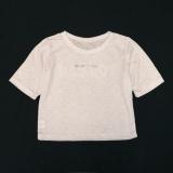 Блузка топ для девочки, ажурный, белый, Do Anything, SmileTime