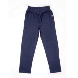 Брюки Джеггинсы SmileTime для мальчика утепленные Warm Fashion, джинс