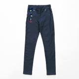 Леггинсы SmileTime утепленные детские Classic Jeans, джинс