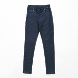 Леггинсы SmileTime утепленные для девочки Classic Jeans, джинс