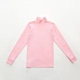 Водолазка детская SmileTime классическая Classic, светло-розовая