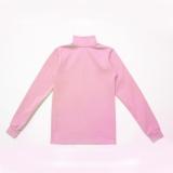 Водолазка SmileTime детская классическая Classic, светло-розовая