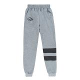 Штаны спортивные SmileTime для мальчика Brooklyn, светло-серый