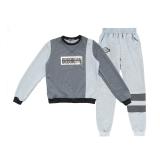 Комплект ST для мальчика Brooklyn, серый