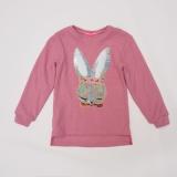 Свитер детский SmileTime  вязаный Shiny Bunny, розовый