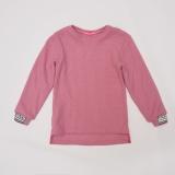 Свитер для девочки SmileTime вязаный Pinko, розовый